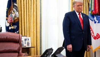 Trump's Final Days of Rage and Denial