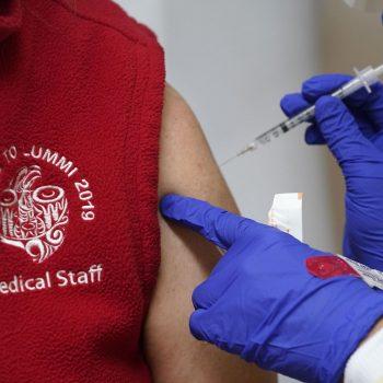 Vaccines reach COVID-ravaged Indigenous communities