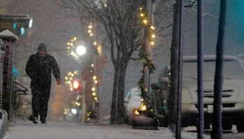 Winter Storm Batters New England, Leaving 200,000 Without Power