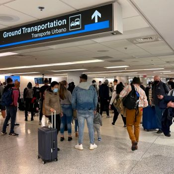 With over 1.19 million passing through U.S. airports Wednesday, experts fear holidays will fuel COVID-19 crisis