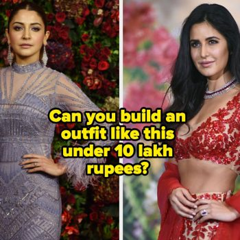 You Have 10 Lakh Rupees To Go On A Luxury Shopping Spree — Can You Stay Under Budget?