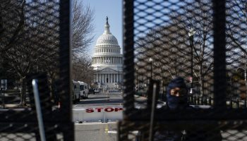 Armed man arrested near Capitol with unauthorized inauguration pass, 500 rounds of ammo