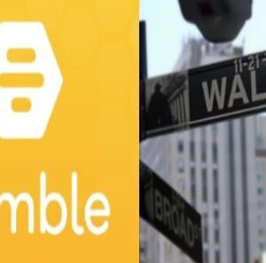 Dating-App Bumble files an IPO under symbol of BMBL to list on NASDAQ.