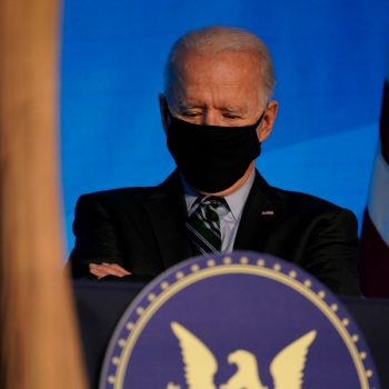 In inaugural address, Biden plans to appeal to national unity