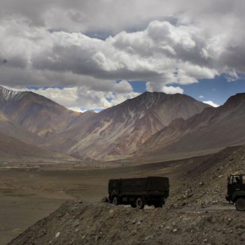 India apprehends Chinese soldier for transgressing border