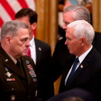 Joint Chiefs pointedly remind military personnel Biden will be president, 'sedition and insurrection' are illegal