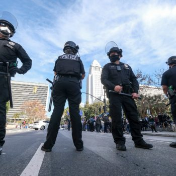 L.A. law enforcement leaders say they've found 'no credible threat' ahead of Inauguration Day