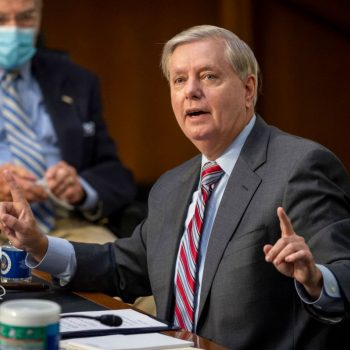 Lindsey Graham criticizes Ted Cruz's effort to overturn election results, calls it a 'dodge'