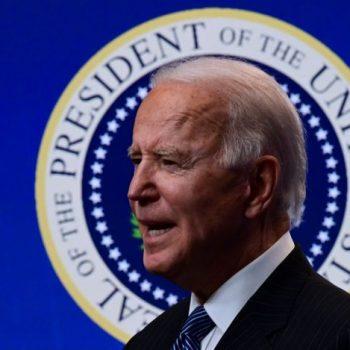 <p>US president Joe Biden</p> (AFP via Getty)