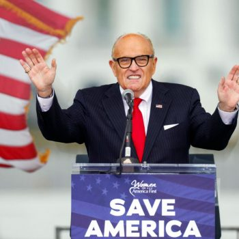 New York State Bar Association moves to oust Rudy Giuliani