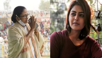 Mamata stands with Saayoni Ghosh over Shivlinga controversy
