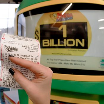 The Mega Millions $1 billion jackpot is the third largest in US history. Here are Friday's winning numbers.