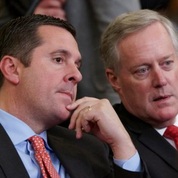Trump to award Presidential Medal of Freedom to 2 Republican allies, including California Rep. Devin Nunes