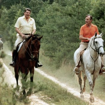 At Camp David retreat, Biden hangs out, shows he's got game