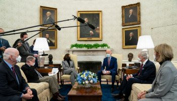 Biden administration preparing wider economic package for U.S. infrastructure beyond virus relief