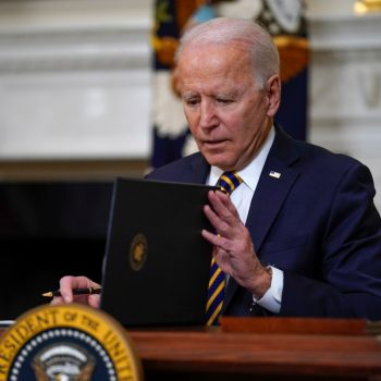 Biden lifts Trump-era ban on green cards, which blocked most legal immigration to U.S.