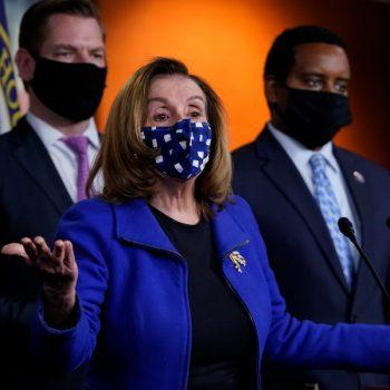 Congress to establish independent commission to examine Capitol riot, Pelosi says