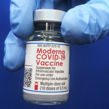 Executives with Pfizer, Moderna say they're ramping up vaccine supplies