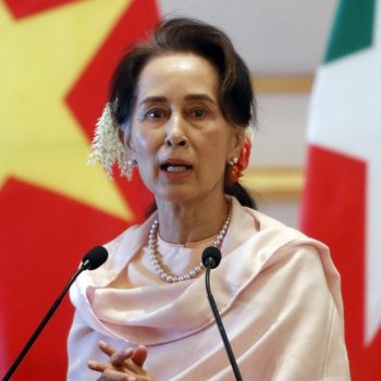 Myanmar military says it's seizing power after detaining country's civilian leader Aung San Suu Kyi, ruling party politicians