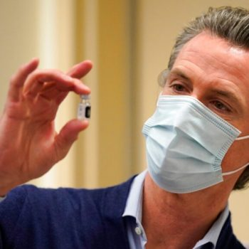 Newsom approval plummeting, driven largely by dissatisfaction over COVID-19 response: Poll
