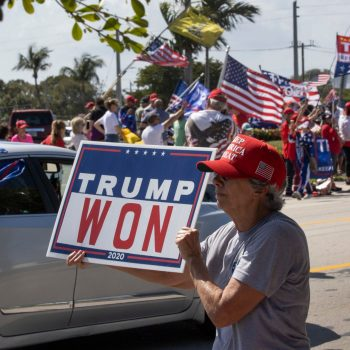 Paleologos on the Poll: Move over Fox News, Trump voters are shifting toward Newsmax, OANN