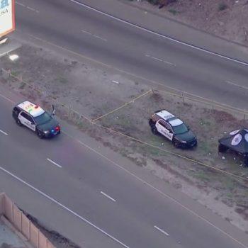 Police fatally shoot robbery suspect along 10 Freeway in El Monte