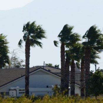Powerful SoCal winds caused by weekend storm to weaken over next few days