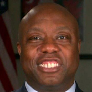 Sen. Tim Scott urges Congress to finish distributing December COVID relief before passing new stimulus bill