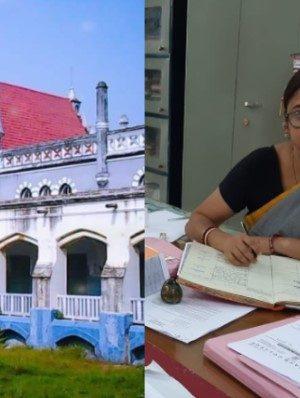 Sujata Banerjee appointed as first VC of Murshidabad University