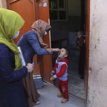 Afghan officials: 3 women working in polio drive killed