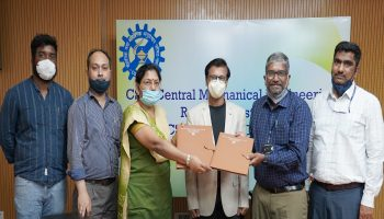 CSIR-CMERI Transfers COVID related technologies to MSMEs