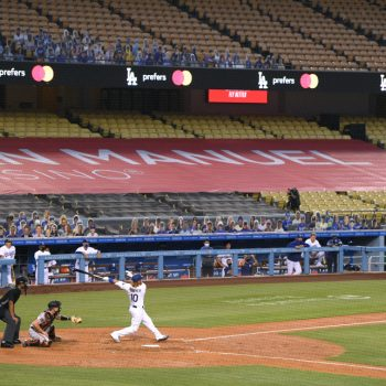 Dodgers, Angels and other California baseball teams can allow a handful of fans when season starts