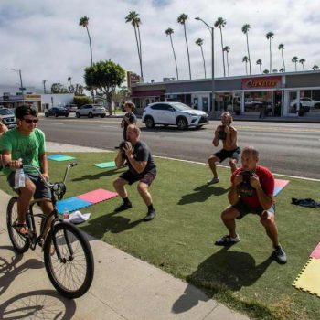 Gyms, movie theaters and indoor dining reopen in Los Angeles County on Monday