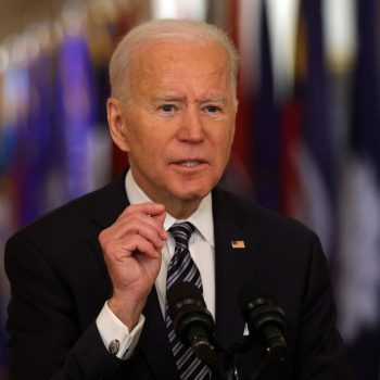 How to watch Biden's first presidential press conference