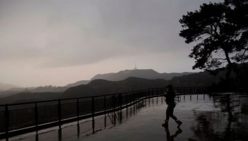 Incoming cold storm to bring rain, snow to Southern California