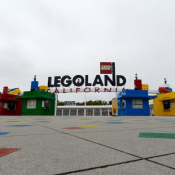 Legoland set to begin reopening April 1 after yearlong closure