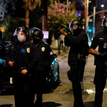 Los Angeles Times reporter released after being detained by LAPD while covering Echo Park protest