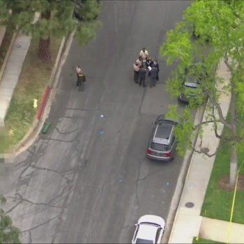 Man arrested after woman, dog fatally stabbed in San Dimas