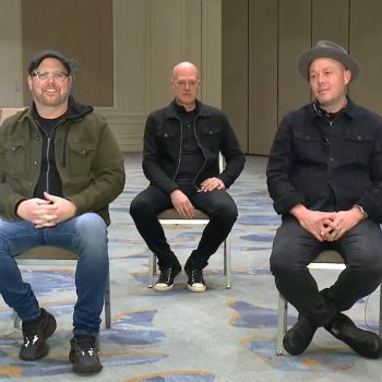 MercyMe shares with Ainsley Earhardt why hit song 'I Can Only Imagine' resonates with so many people