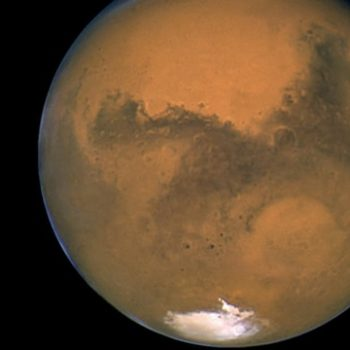 New NASA study challenges beliefs about water on Mars