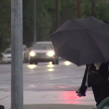 New cold storm bringing rain, snow and gusty winds to Southern California