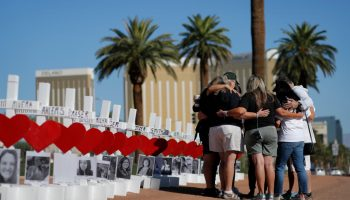 Panel seeks ideas on permanent memorial for 58 victims in Las Vegas mass shooting