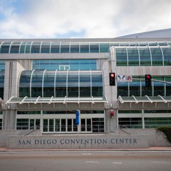 San Diego Convention Center to provide temporary shelter to unaccompanied migrant girls