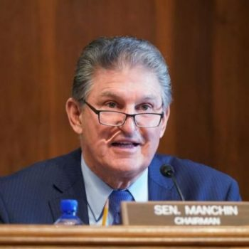 Sen. Joe Manchin, a key Democratic swing vote, is open to crafting a 'more painful' filibuster