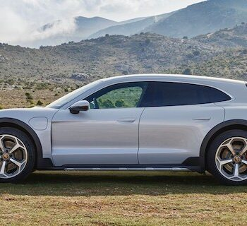 The 2021 Porsche Taycan Cross Turismo is the world's-quickest off-road station wagon
