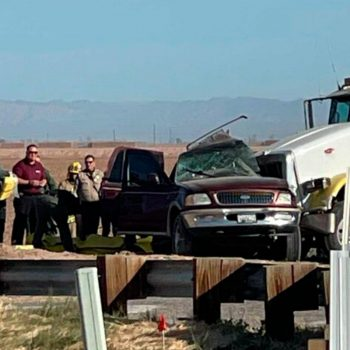 'Utter disregard for human life': Man charged with organizing smuggling operation in deadly crash near US-Mexico border