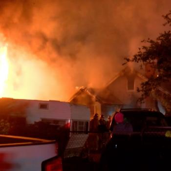 1 dead in San Bernardino area house fire