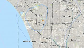 4.0 magnitude earthquake hits in Inglewood area