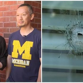 Asian Family Fears Racial Targeting After Multiple Shots Fired at Their Metro Atlanta Home