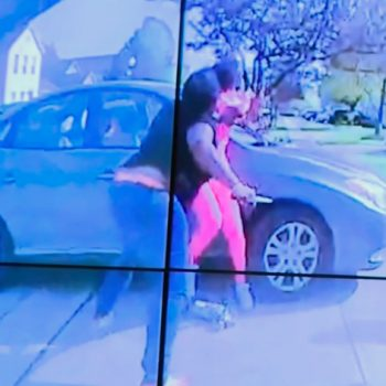 Bodycam video released in fatal police shooting of Black teen girl swinging knife in Columbus, Ohio